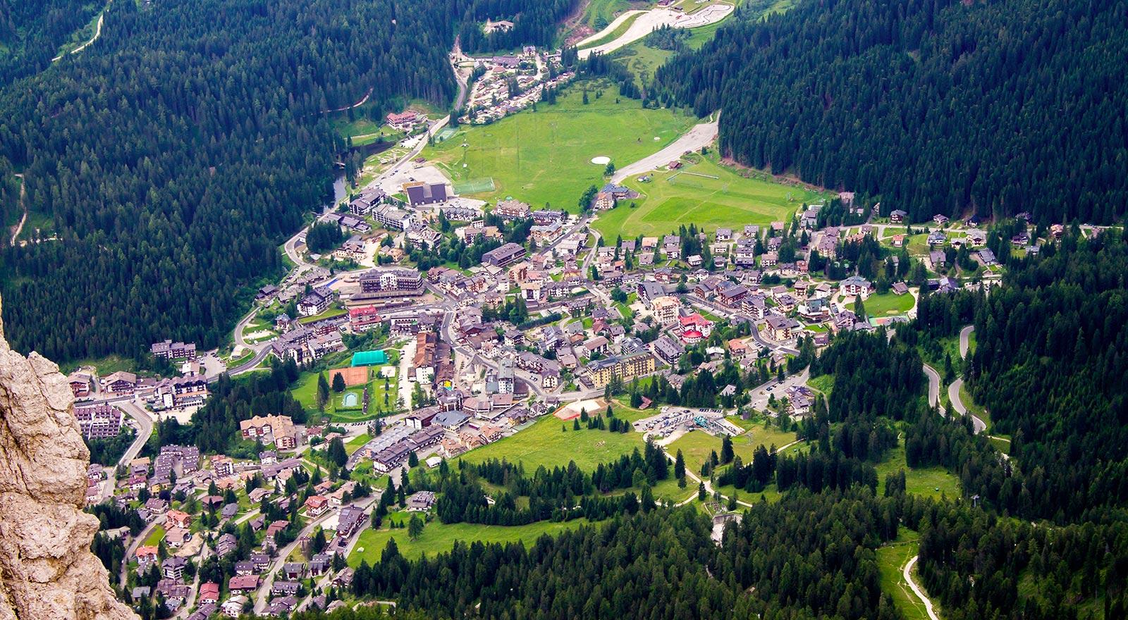 Hotel Di San Martino Di Castrozza